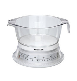 Soehnle Soehnle Analoge Keukenweegschaal Vario Wit max 500 gram