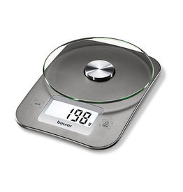Beurer Beurer  KS26 Digitale Keukenweegschaal  Grijs max 5 kg