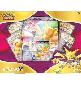 The Pokemon Company Pokémon TCG V Box Alakazam (2021)