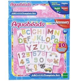 Aquabeads Aquabeads 30518 Patroonvellenset  ABC&123