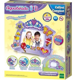 Aquabeads Aquabeads 31393 3D Fotolijstset - 3D Picture Frame Set