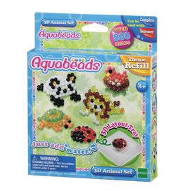 Aquabeads Aquabeads 79218 3D Dierenset - 3D Animal Set Navulling