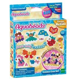 Aquabeads Aquabeads 31048 Gouden Edelsteenset