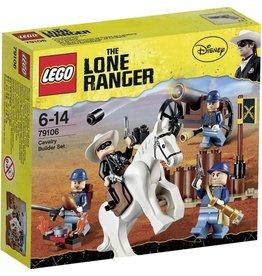 LEGO Lego The Lone Ranger 79106 Cavalerie Bouwset -  Cavalry Builder Set