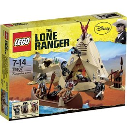 LEGO Lego The Lone Ranger 79107 Comanche Kamp - Comanche Camp
