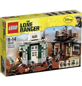 LEGO Lego The Lone Ranger 79109 Colby City Duel - Colby City Showdown