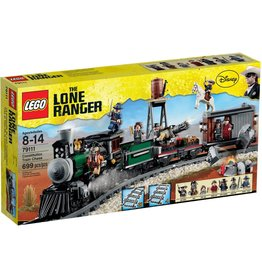 LEGO Lego The Lone Ranger 79111 Constitution Treinachtervolging - Constitution Train Chase