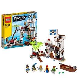 LEGO Lego Pirates 70412 Het Soldatenfort