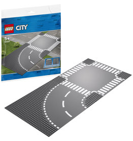 LEGO Lego City 60237 Bocht en Kruising