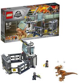 LEGO Lego Jurassic World 75927 Ontsnapping van Stygimoloch -  Stygimoloch Breakout