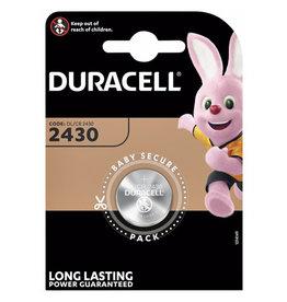Duracel Duracell 2430 knoopcel CR 2430