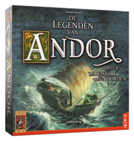 999 Games 999 Games De Legenden van Andor: De Reis naar het Noorden