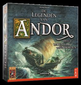 999 Games 999Games De Legenden van Andor: De Reis naar het Noorden
