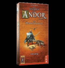 999 Games 999 Games De Legenden vanAndor: Het Sterrenschild - Bordspel