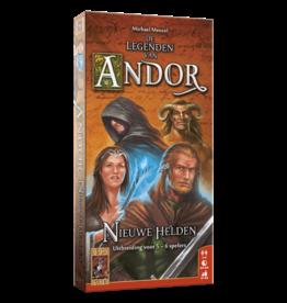 999 Games 999 Games De legenden van Andor: Nieuwe Helden uitbreiding 5/6 spelers