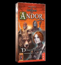 999 Games 999 Games De legenden van Andor: Donkere Helden uitbreiding 5/6 spelers