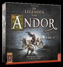 999 Games 999 Games De legenden van Andor: De laatste Hoop - Bordspel