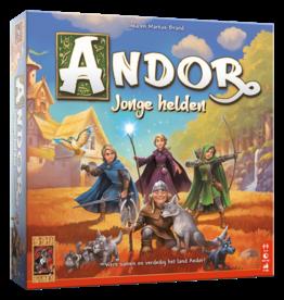 999 Games 999 Games De legenden van Andor: Jonge Helden - Bordspel