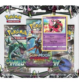 The Pokemon Company Pokémon TCG Sun & Moon Celestial Storm 3BB C24