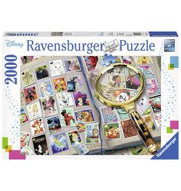 Ravensburger Ravensburger Puzzel 167067  Mijn mooiste postzegels  2000 stukjes