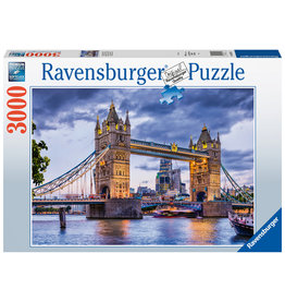 Ravensburger Ravensburger Puzzel 160174   Londen  3000 stukjes