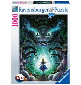 Ravensburger Ravensburger Puzzel 167333  Disney Avonturen met Alice  1000 stukjes