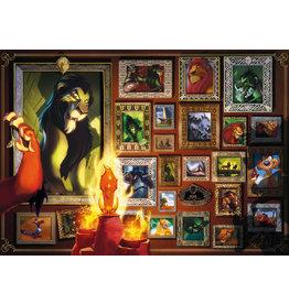 Ravensburger Ravensburger Puzzel 165247 Disney Villainous: Scar  1000 stukjes