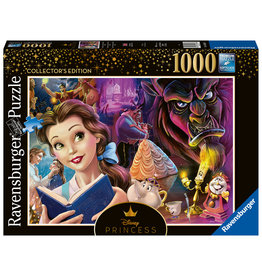 Ravensburger Ravensburger Puzzel 164868 Disney Princess Belle  1000 stukjes Disney Collectors edition