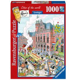Ravensburger Ravensburger Puzzel 165964  Fleroux Groningen  1000 stukjes