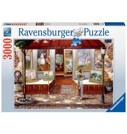 Ravensburger Ravensburger puzzel 164660 Kunstgalerie 3000 stukjes - Gallery of Fine Arts