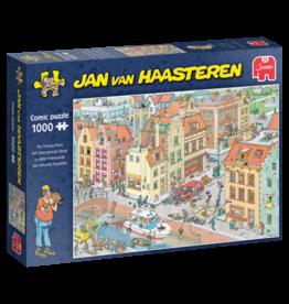 Jumbo Jumbo Puzzel  Jan van Haasteren 20041  Het Ontbrekende Stukje 1000 stukjes
