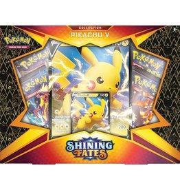 The Pokemon Company Pokémon TCG Shinig Fates Pikachu V Box