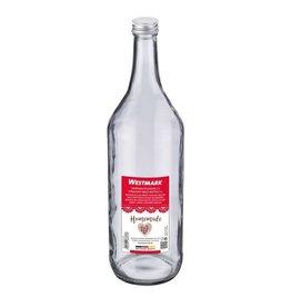 Westmark Westmark Fles met Schroefdop, 1L