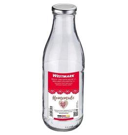 Westmark Westmark Fles voor Melk en Sap 1L