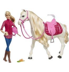 Barbie Barbie  met Droompaard  3+