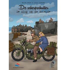 Het Paard van Troje De Scherpschutter - De Slag Om De Schelde Hardcover