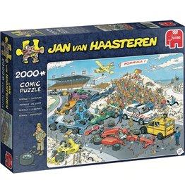 Jumbo Jumbo Puzzel Jan van Haasteren 19097 Formule 1 - de Start 2000 stukjes