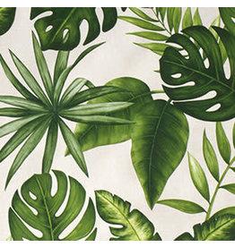 Tafelzeil 140cm breed Palmbladeren