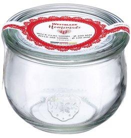 "Westmark Westmark Weckpot Glas ""Tulpe"", 500 ml, ø 100 mm"