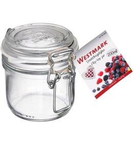 Westmark Westmark Beugelpot Glas (200 ml, ø 80 mm)