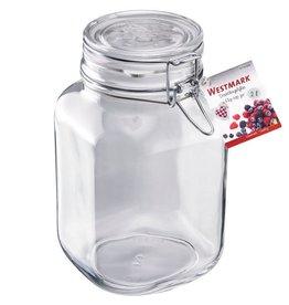 Westmark Westmark Beugelpot Glas (2 l, ø 90 mm)