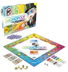 hasbro Monopoly Millenials
