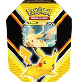 Pokemon Pokémon TCG Fall Tin - Pikachu