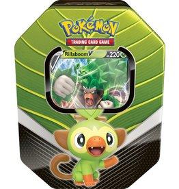 The Pokemon Company Pokémon TCG Spring Tin 2020 - Galar Partners - Rillaboom