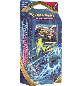 The Pokemon Company Pokemon TCG Sword & Shield Theme Deck Inteleon