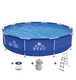 Wehncke Wehncke Frame Zwembad 360x100cm - Frame Pool