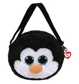 Ty Ty Gear Schoudertas Waddles de Pinguin (18x19x8cm)