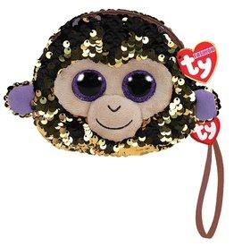 Ty Ty Fashion Portemonnee Coconut de Aap - 13cm