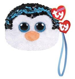 Ty Ty Fashion Portemonnee Waddles de Pinguin - 13cm