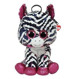 Ty Ty Fashion Rugzak Zoey de Zebra (17x12,5x26cm)